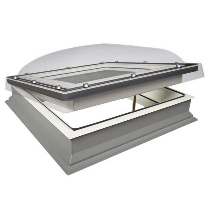 Sunlux flat roof window