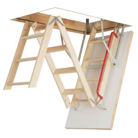 Sunlux wooden ladder